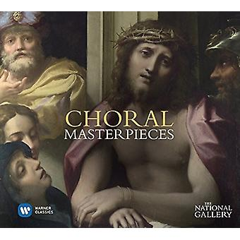 Vivaldi / Academy Chorus of st. Martin in the - Choral Masterpieces (National Gallery Collection) [CD] USA import