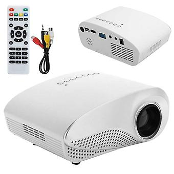 Household Projector Hd, Lcd Mini, Smart, Portable Handheld Home Theater