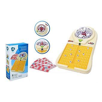 Bingo CB Games Electric Yellow