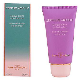 Anti-Wrinkle Mask Certitude Absolue Jeanne Piaubert