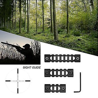 Lightweight Picatinny Rail Section Professional Handguard Mount Rail System