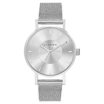 Klasse14 Volare 36mm Stainless Steel Mesh Bracelet VO14SR002W Watch