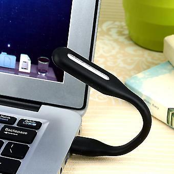 Ainutlaatuinen USB Led Night Light -lamppu tietokoneen näppäimistön kannettavan tietokoneen kannettavalle tietokoneelle