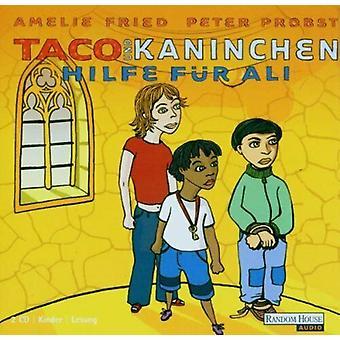 amelieprobuet peter Fried  Taco Und Kaninchen-hilf e Fuer A CD