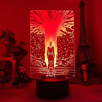 3d Led Night Light Anime Attack On Titan Rivaille(9)