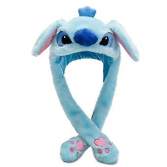 Rabbit Hat Oreille Mouvement Chapeau Sautant Drôle Lapin Peluche Chapeau Cap(GROUPE5)