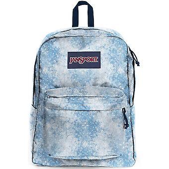 Jansport Superbreak Backpack - Lucky Bandana Blue