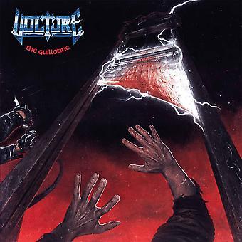 Vulture - The Guillotine Royal Blue Vinyl