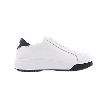 Dsquared2 Lace-Up Low Top Sneake White SNW0146115700011062 shoe