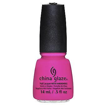 China Glaze Long Wear Nail Polish - You Drive Me Coconuts