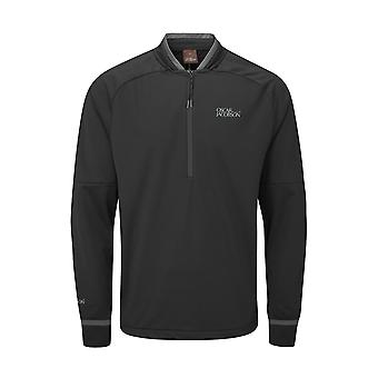 Oscar Jacobson Mens Jacket 1/4 Zip Long Sleeve Breathable Outerwear Top