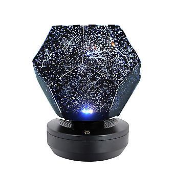 Swotgdoby driekleurige sterrenhemelprojector, projectielampen voor sterrenstelsels