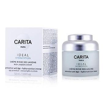 Carita идеал гидратацию богатых лагун крем - 50 мл / 1.69 oz