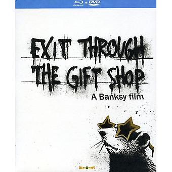 Exit Through the Gift Shop [BLU-RAY] USA import
