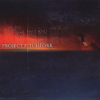 Project Pitchfork - Inferno [CD] EUA importar