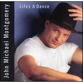 John Michael Montgomery - vida é uma importação EUA dança [CD]