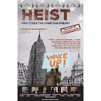 Heist: Who Stole the American Dream? [DVD] USA import