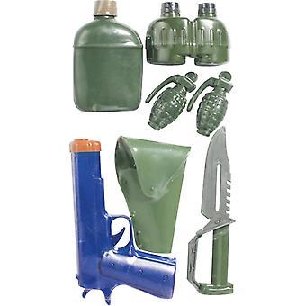 Sotilaallinen ase asettaa laitteiden 6-osa Ramboset
