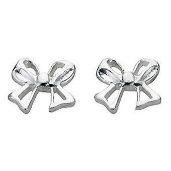 925 zilveren knoop Earring geschenken