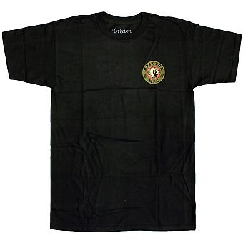 Brixton Ottawa t-paita musta