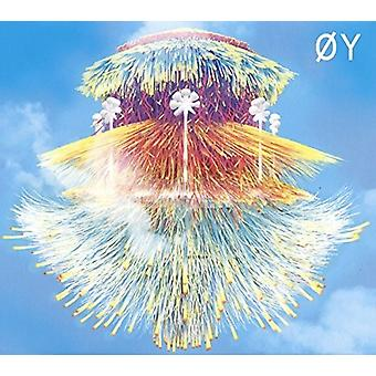 Oy - Space Diaspora [CD] USA import