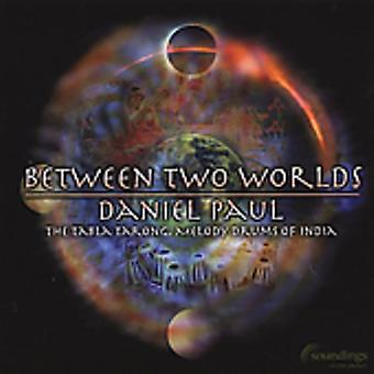 Daniel Paul - Between Two Worlds [CD] USA import