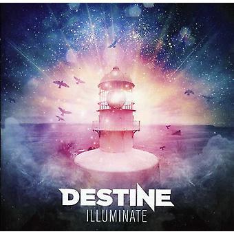 Destine - Illuminate [CD] USA import