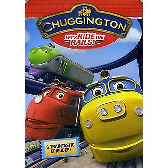 Let's Ride the Rails! [DVD] USA import