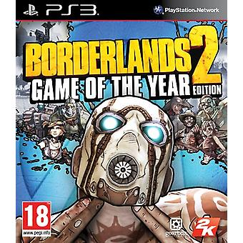 Borderlands 2 Game of the Year Edition (PS3) - Neu