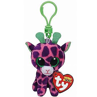 TY Beanie Boo Key Clip - Gilbert the Giraffe