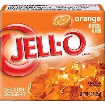 Jello oranje Instant Jello Mix