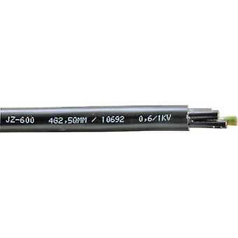 Faber Kabel YSLY-JZ 600 Control lead 3 x 1.50 mm² Black 033640 Sold per metre