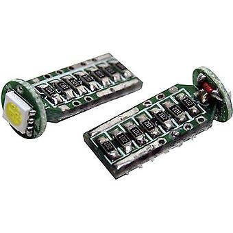 Eufab LED indicator light W2.1x9.5d 12 V 20 lm