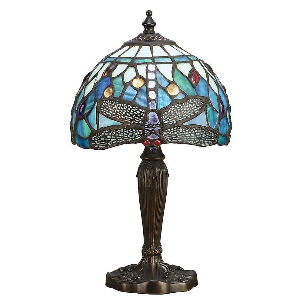 Arabisk hengende lampe med farget glass Glass, metall
