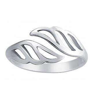 Size-Adjustable ring made of high quality 925 Silver with YOGA Lotus Flower