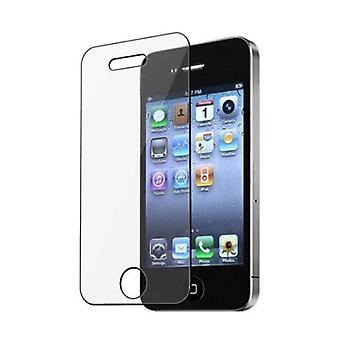 Stoff zertifiziert® 5-Pack Screen Protector iPhone 4S gehärtetem Glas Film