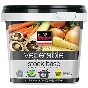 Major Gluten Free Concentrated Vegetable Stock Base