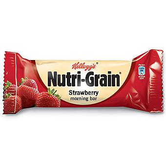 Kelloggs Strawberry Nutri Grain Bars