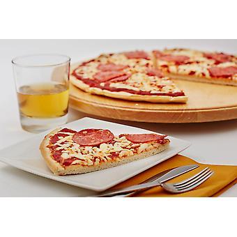 Country Range Frozen 12 inch Thin & Crispy Pizza Bases