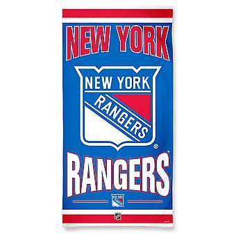 Wincraft NHL New York Rangers strand håndklæde 150x75cm