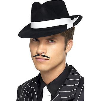 המאפיה אל קפונה גנגסטר כובע שחור המאפיה האט 20 s