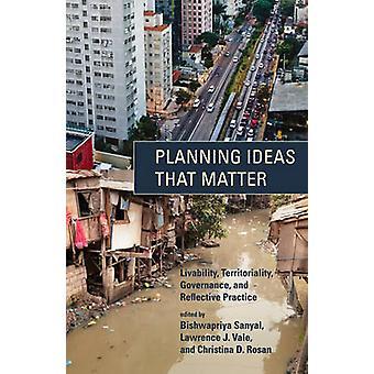 Planungsideen, die Materie - Wohnlichkeit - Territorialität - Governance