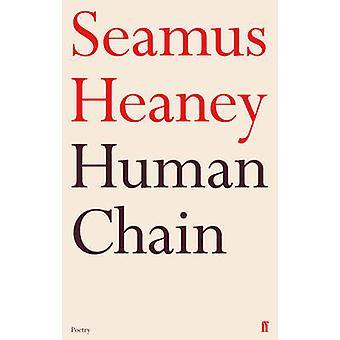 Chaîne humaine (Main) par Seamus Heaney - livre 9780571269242