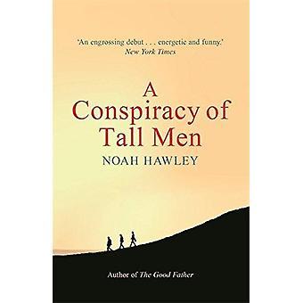 Salaliitto pitkä miesten Noah Hawley - 9781444779851 kirja