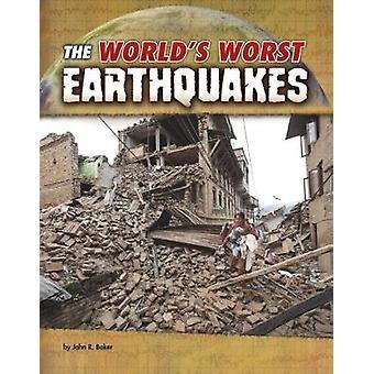 Peggiore calamità naturali Pack del mondo A di 4 di John R. Baker - 978147