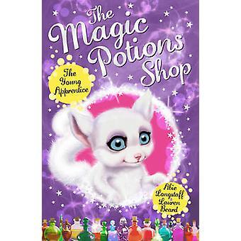 Magi Potions butikk - ung lærling av Abie Lobuche - Laur