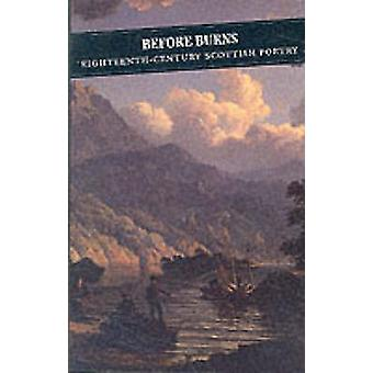 Before Burns - Eighteenth Century Scottish Poetry (Main) by Christophe