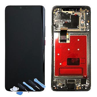 Huawei Mate 20 Pro näyttö ml; mellinen LCD yksikkö Hipaista runko varaosia korjaus musta uusi