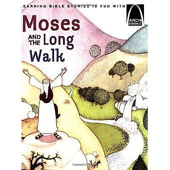 Moses och den långa promenaden
