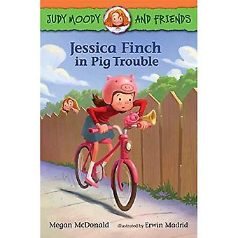 Jessica Finch in Pig Trouble (Judy Moody and Friends)